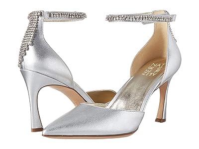 Naturalizer Alyssa (Silver Metallic) High Heels
