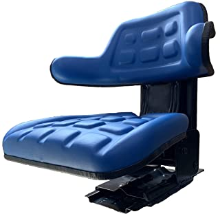 Suspension Seat for Ford Tractor Blue 2000, 2600, 2610, 3000, 3910, 4000, 3600, 4600