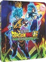ドラゴンボール超 ブロリー ブルーレイ 限定スチールブック仕様 [Blu-ray リージョンB ※再生環境に注意](輸入版)