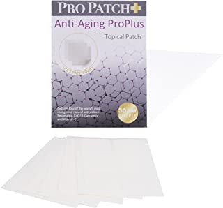 ProPatch Plus | Anti-Aging ProPlus | Topical Patch | Delivers Natural Antioxidants | Promotes