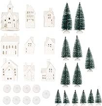 Best white christmas mantel Reviews