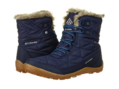 Columbia Minx Shorty III (Collegiate Navy/Deep Ocean) Women