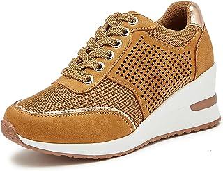 حذاء رياضي بكعب عالٍ مخفي للنساء من فيسكو