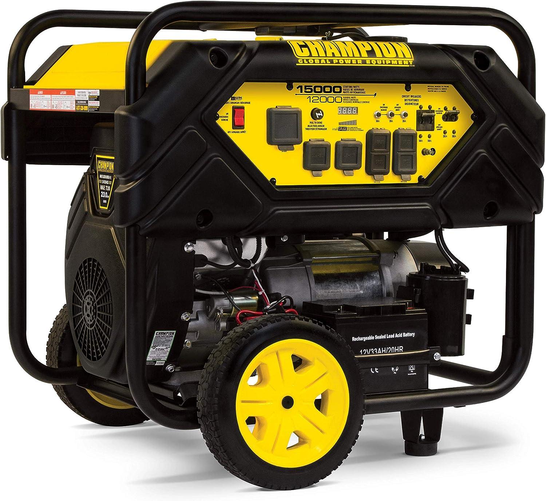 Champion Power Equipment 12000 Watt Generator