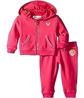 True Religion Kids - Shattered Hoodie Set (Infant)