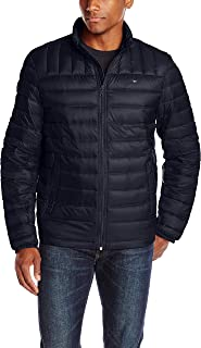 76aacada Tommy Hilfiger Men's Packable Down Jacket (Regular and Big & Tall ...
