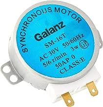 4W 4//5 rpm Micro motor s/íncrono para horno de microondas DealMux CA 30V 3.5