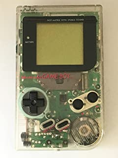 Play It Loud Nintendo Game Boy Clear