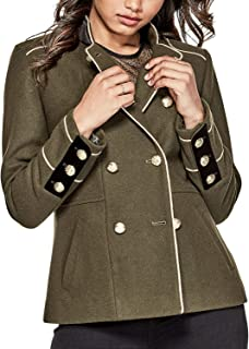 Barbara Double-Breasted Jacket Deep Forest M