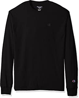 Champion Men's Classic Jersey Long Sleeve T-Shirt