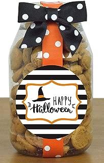 Nam's Bits Chocolate Chip Cookies - Halloween Quart Jar (HHWH)