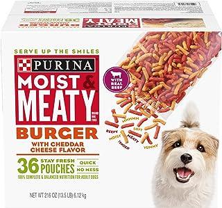 Purina Moist & Meaty Dry Dog Food