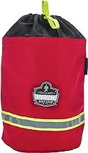 Ergodyne Arsenal 5080L Fireman's SCBA Respirator Firefighter Mask Bag for air pack with Fleece Lining