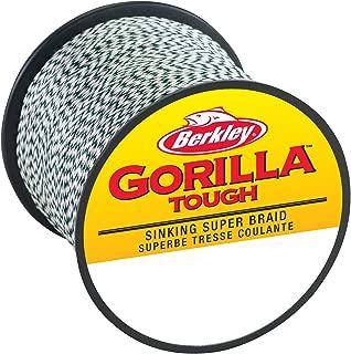 Berkley GorillaTM Tough, 80lb   36.2kg, 175yd   160m Superline - 80lb   36.2kg - 175yd   160m