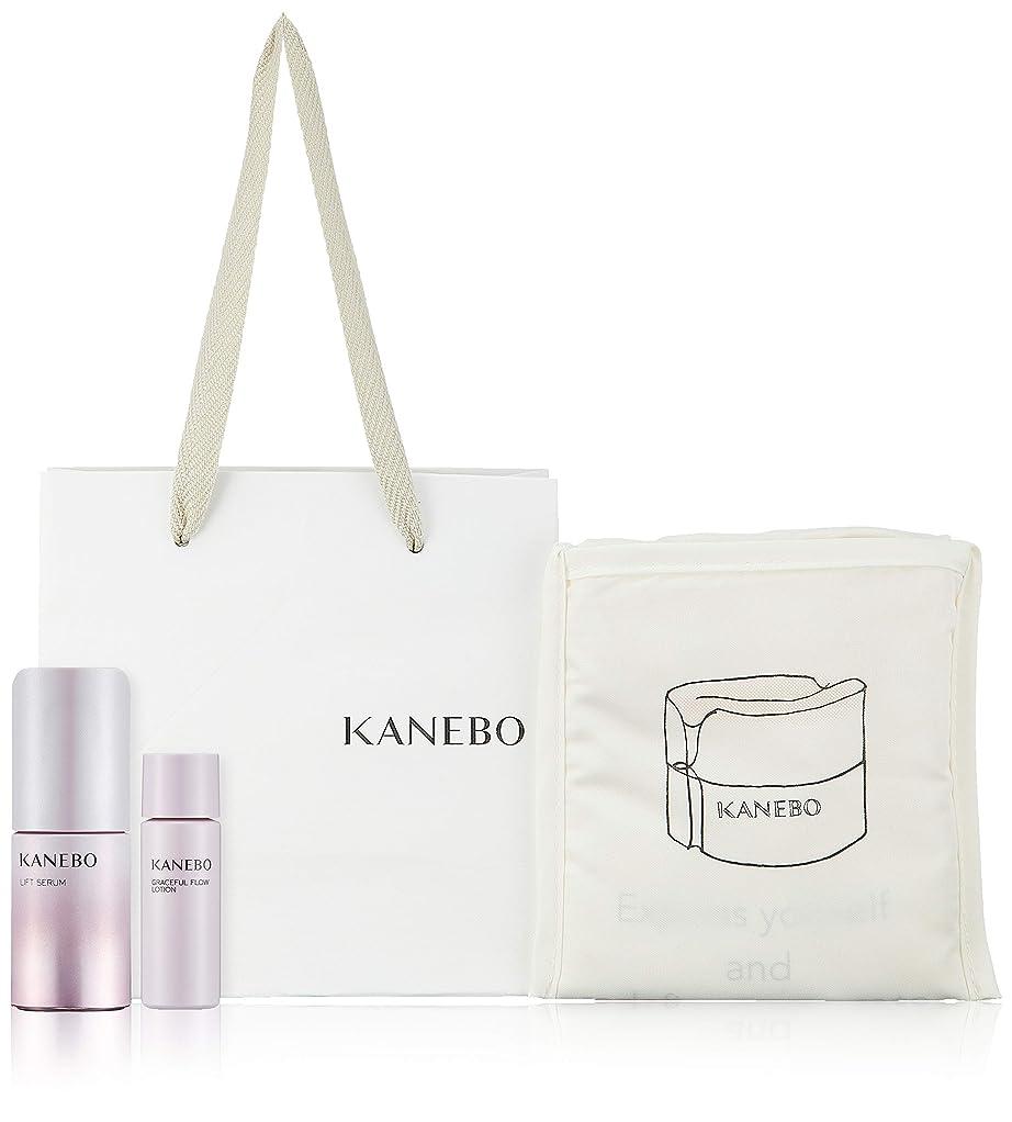 方程式放射する特権【Amazon.co.jp 限定】KANEBO(カネボウ) カネボウ リフト セラム グリーンフローラルブーケの香り 30mlセット 美容液(医薬部外品)