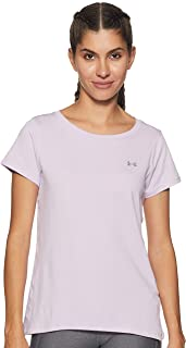 Under Armour Women's UA HG Armour SS TEES AND T-SHIRTS