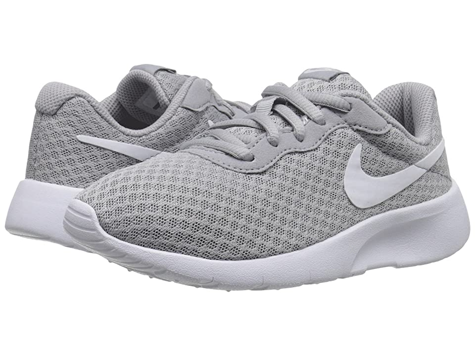 official photos 9e0ee b1129 ... UPC 886668214184 product image for Nike Kids - Tanjun (Little Kid)  (Wolf Grey
