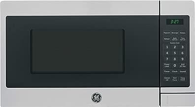 GE Appliances JEM3072SHSS Countertop Microwave 0.7 Cu Ft Stainless Steel (Renewed)