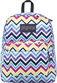 JANSPORT SUPERBREAK MULTI SAUCY CHEVRON