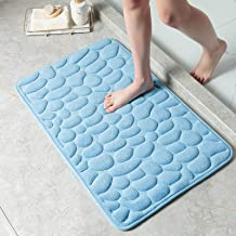 Bath Rugs Mat Bathroom Floor Mat Set Memory Foam Bathmat Non Slip Washable Carpet