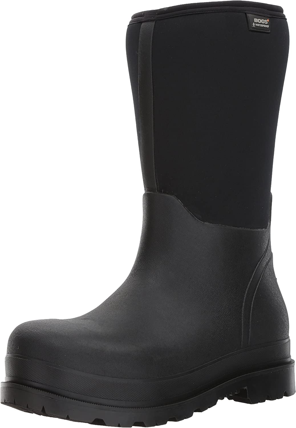 Bogs Men's Stockman Max 73% OFF Seamless Waterproof New Shipping Free Toe Insulated Composite