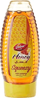 Dabur Honey Squeezy Pack, 400 gm