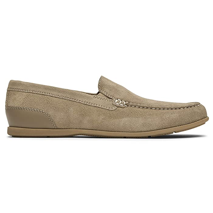 Rockport  Malcom Venetian (New Vicuna Suede) Mens Shoes
