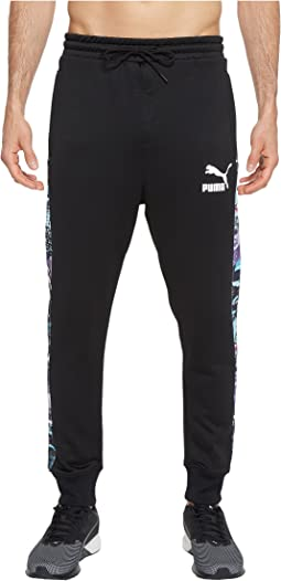 PUMA T7 Track Pants Graffiti