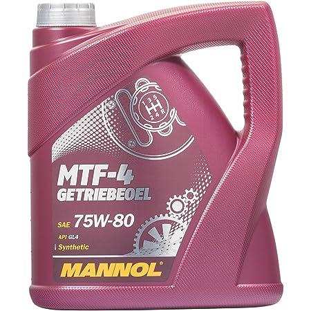 MANNOL MTF-80API GL 44getriebeoel 75W, 4l