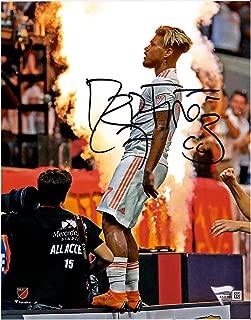 Josef Martinez Atlanta United FC Autographed 8