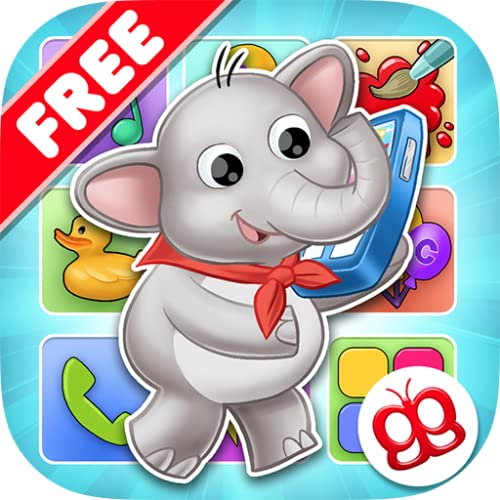 Buzz Me! Kids Toy Phone Free - All in One children activity center