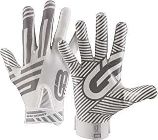Grip Boost G-Force Football Gloves Adult Men's Football Gloves