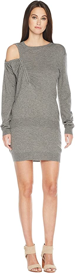 Elise Knit Long Sleeve Dress