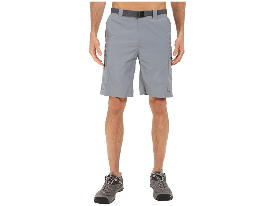 Columbia Silver Ridgetm Cargo Short (Grey Ash) Men