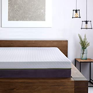 12 Inch Copper Infused Cool Memory Foam Mattress Developed for Adjustable Bed Bases with Medium Feel Support and CertiPUR-US Certified (Queen)