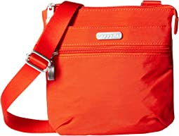 Legacy RFID Small Zip Crossbody