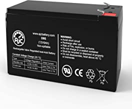 Black & Decker CST1000 12V 9Ah Lawn and Garden Battery - This is an AJC Brand® Replacement