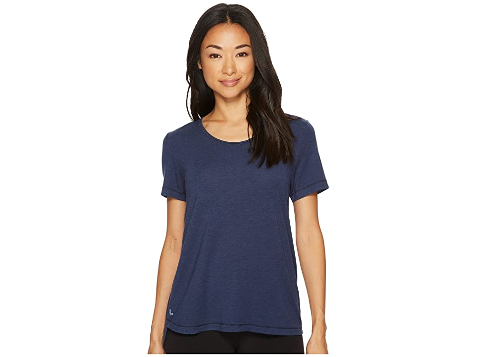 Lole Xandra Top (Mirtillo Blue Heather) Women