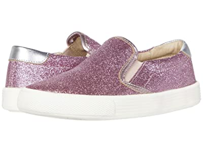 Old Soles Hoff Style (Toddler/Little Kid) (Glam Pink/Silver) Girl