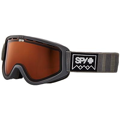 Spy Optic Woot (Deep Winter Gray/Persimmon) Goggles