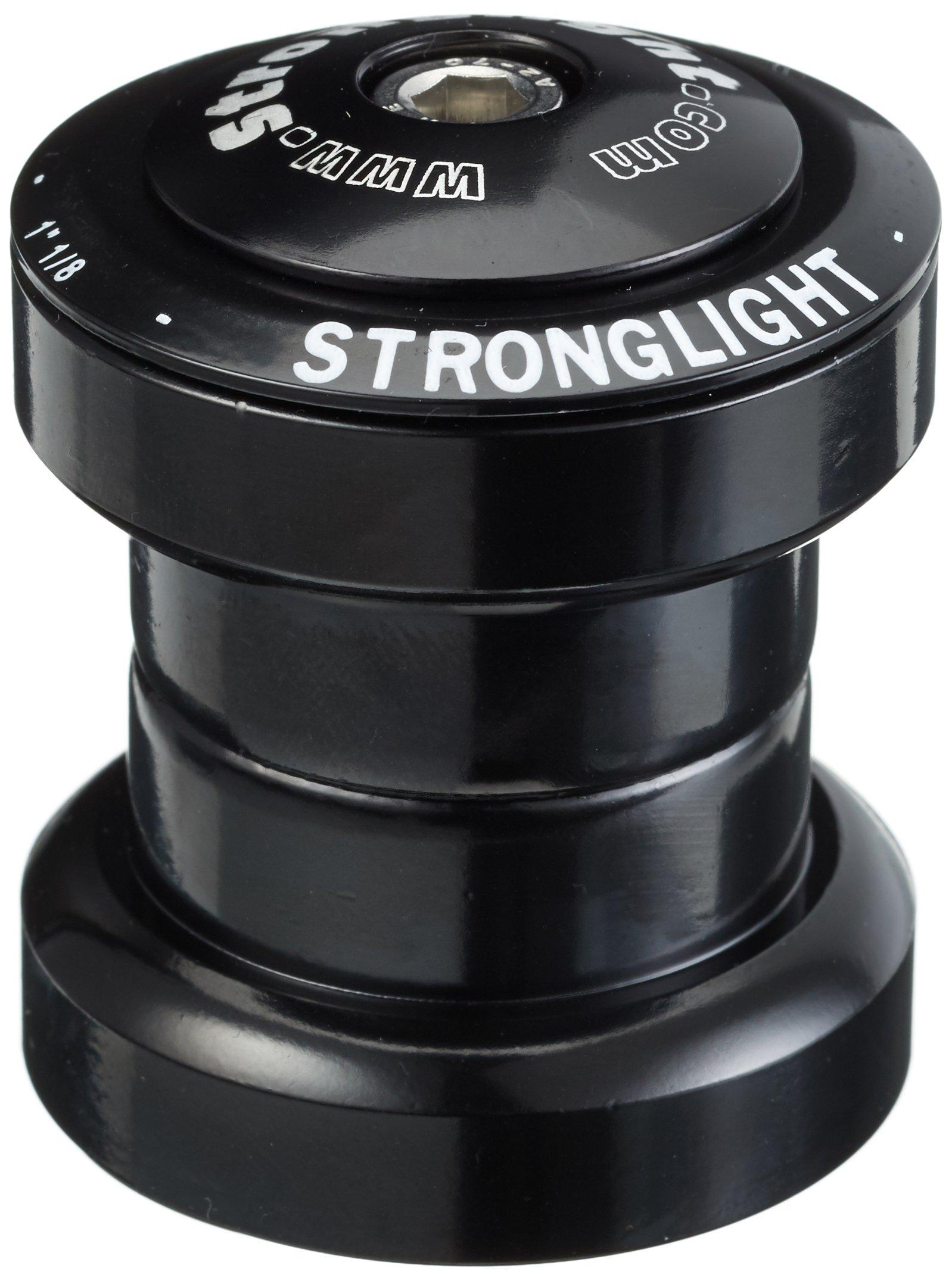 Stronglight Light in Steel Ahead-Steuersatz 1 1//8/´/´