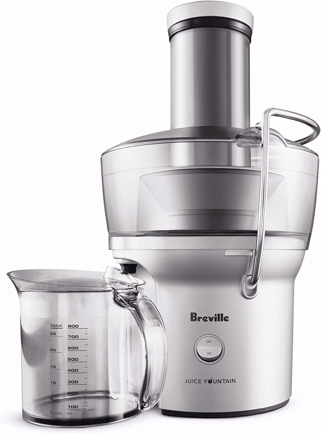 Breville BJE200XL Juice Fountain Compact Review: Good Entry-Level Juicer