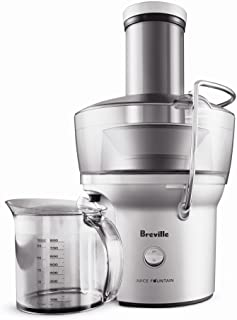 Breville BJE200XL - Extractor de zumo compacto (700 W)