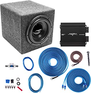 Best 8 inch subwoofer box Reviews
