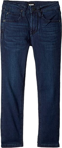 Slim Skinny - Knit Denim in Moon Dust (Toddler/Little Kids/Big Kids)