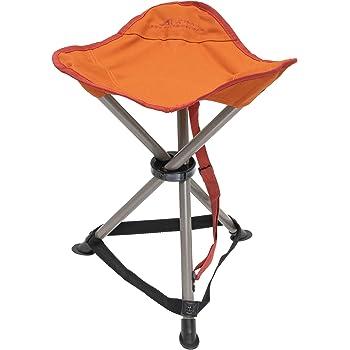 Mosaico de Camuflaje Glenmore Taburet Portatil Silla Camping Taburete Plegable Camping Taburete Pesca con Bolsa Transporte para Campamento de Jard/ín al Aire Libre Paquete Paquete de 2