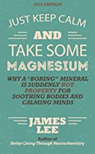 """Just Keep Calm & Take Some Magnesium - Why a """"boring"""" mineral is suddenly hot property for soothing bodies and calming minds"""