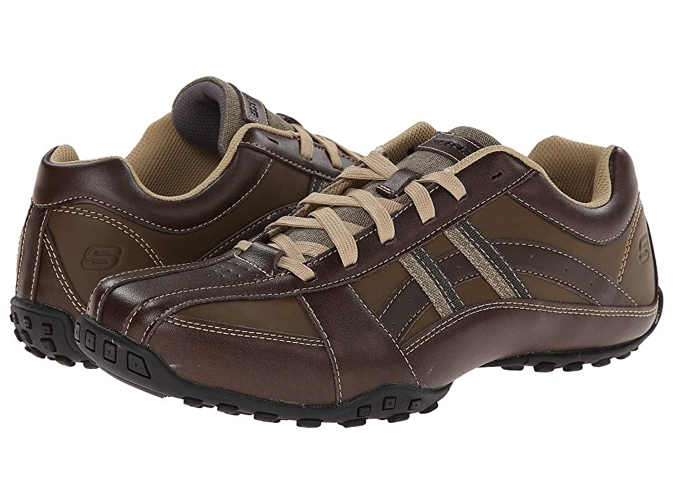 SKECHERS Citywalk Molton (Brown) Men
