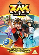 Zak Storm - A Jellyfish of Legend and other Stories