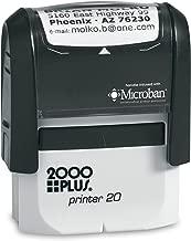 2000 Plus Printer 20 - Black Pad